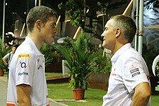 Formel 1 - Force-India-Piloten waren bei McLaren im Gespräch