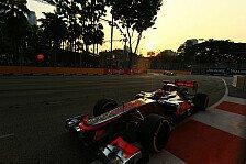 Formel 1 - Button: Das hätte peinlich werden können