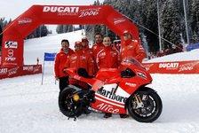 MotoGP - Wrooom: Die neue Ducati Desmosedici GP6 ist da!