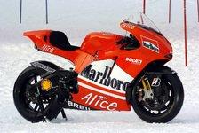 MotoGP - Bilder: Ducati Wrooom 2006 & GP6 Launch