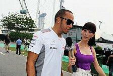 Formel 1 - Ecclestone glaubte fest an Hamilton-Wechsel