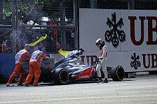 Formel 1 - Hamilton: Das wäre ein einfacher Sieg geworden