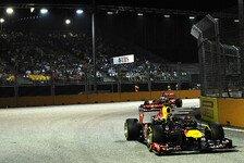 Formel 1 - Horner bangt um Lichtmaschinen-Lieferung