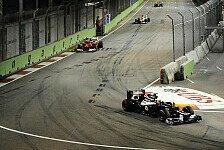Formel 1 - Gillan: Haben heute viele Punkte verloren