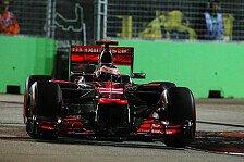 Formel 1 - Button erhält Getriebestrafe für Suzuka