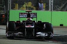 Formel 1 - Williams sieht sich für Japan gut gerüstet