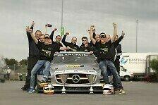 Mehr Sportwagen - GT3-EM: Baumann ist Europameister