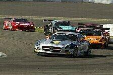 Mehr Sportwagen - SLS-Mercedes: Zwei Meistertitel in GT3-EM