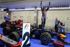Formel 1 - Vettel trauert Suzuka-Sieg nach