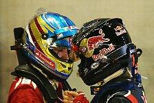 Formel 1 - Heiße Phase im Titelkampf