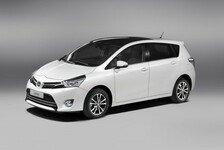 Auto - Toyota auf dem Paris Salon 2012