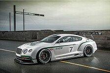 Mehr Sportwagen - Video - Bentley kehrt in den Motorsport zurück