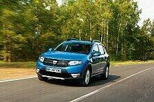 Auto - Dacia präsentiert neuen Sandero