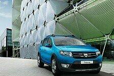 Auto - Neue Dacia Modelle ab 1. November bestellbar