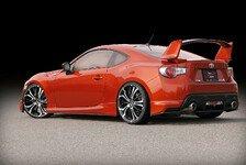 Auto - Tuner bringt neue Felgen für Toyota GT 86