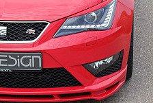 Auto - JE DESIGN stellt neuen Seat Ibiza FR vor