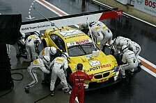 DTM - Werner: Das Auto ging von Anfang an gut
