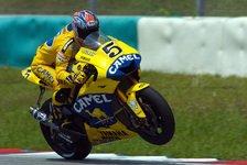MotoGP - Rossi und Edwards schauen nach vorne