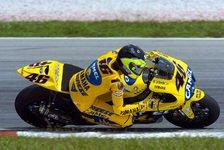 MotoGP - Sepang, Tag 1: Rossi mit Bestzeit beim Testauftakt
