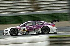 DTM - Priaulx hofft auf Glück im Rennen