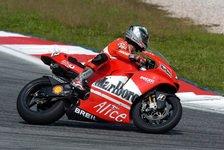 MotoGP - Sepang, Tag 2: Ducati setzt sich an die Spitze