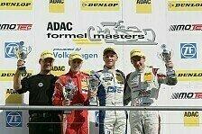 ADAC Formel Masters - Kirchhöfer erobert Tabellenführung zurück