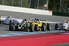 ADAC Formel Masters - Kirchhöfer siegt nach Aufholjagd im dritten Rennen