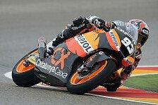 Moto2 - Marquez holt Moto2-Sieg in Japan