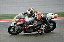 Moto3 - Rossi will sich steigern