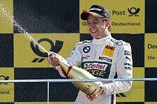 DTM - Marquardt: Farfus ist der Rookie-Champion