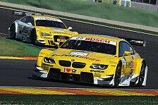 DTM - Werner froh über die zwei Punkte