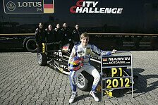 ADAC Formel Masters - Marvin Kirchhöfer