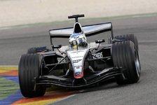 Formel 1 - Testing Time, Tag 2: Alex Wurz verteidigt die Spitze