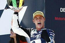 Moto2 - Die Top-3 nach dem Rennen
