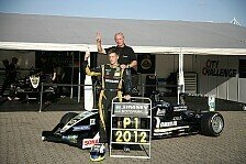 Formel 3 Cup - Jimmy Eriksson