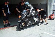 MotoGP - Alex Hofmann fühlt sich bei D'Antin schon wie zu Hause
