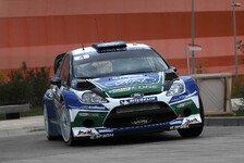 WRC - Solberg sah die Straße nicht