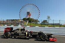 Formel 1 - Speeding-Strafen für Räikkönen und Van der Garde