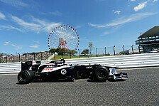 Formel 1 - Bottas hat eine neue Lieblingsstrecke