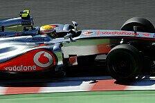 Formel 1 - Hamilton schwärmt vom Auto