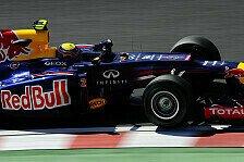 Formel 1 - Webber sieht keinen Japan-Favoriten