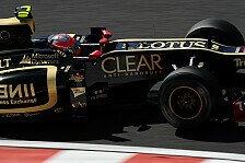 Formel 1 - Grosjean: Auf Blasenbildung achten