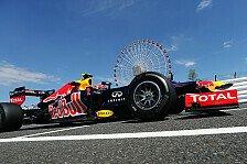 Formel 1 - Pirelli erwartet 2-Stopp-Strategie für Suzuka
