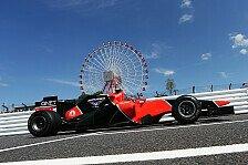 Formel 1 - Pic gingen ein paar Zehntel ab