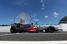 Formel 1 - Button: Änderungen brachten keinen Erfolg