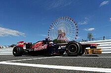 Formel 1 - Toro Rosso muss bessere Balance finden