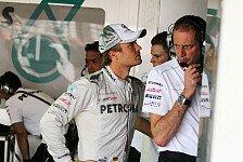 Formel 1 - Rosberg: Motorwechsel & Reifentrouble