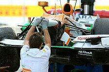 Formel 1 - Frust war Unfallauslöser bei Di Resta
