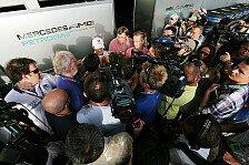 Formel 1 - Schumacher: Tag 1 nach dem Rücktritt