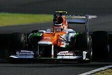 Formel 1 - Freud und Leid bei Force India